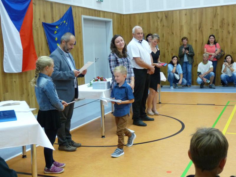 Zahájení školního roku ZŠ Valdice 2018-19-26