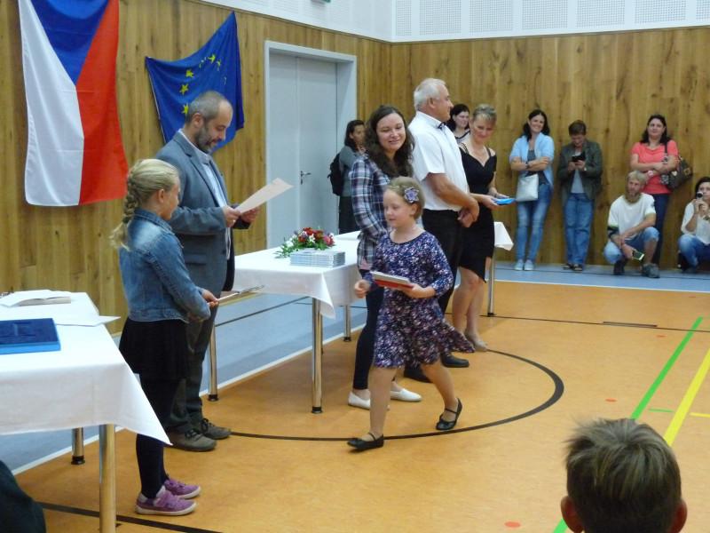 Zahájení školního roku ZŠ Valdice 2018-19-28