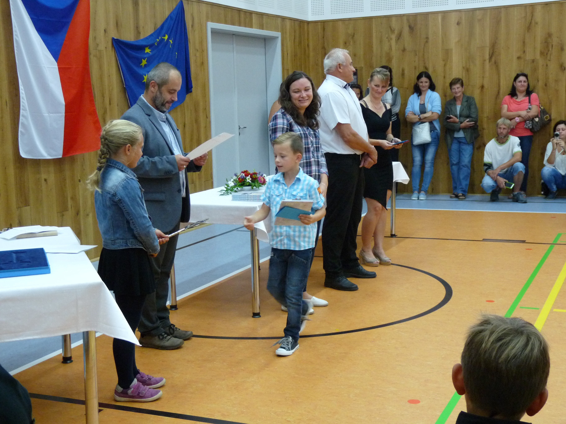 Zahájení školního roku ZŠ Valdice 2018-19-29
