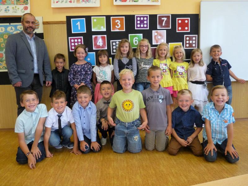 Zahájení školního roku ZŠ Valdice 2018-19-41