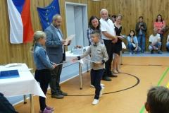 Zahájení školního roku ZŠ Valdice 2018-19-25