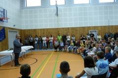 Zahájení školního roku ZŠ Valdice 2018-19-35