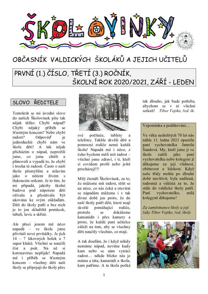 thumbnail of Školovinky 1_2021